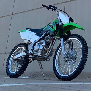 2019 Kawasaki KLX 140G Motorcycle Off Road Plano, TX