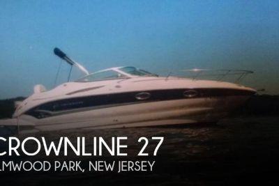 2004 Crownline 260 EX