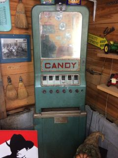 1950s candy vin