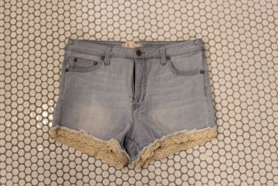 Altered state Jean shorts