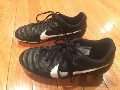 Soccer Cleats (Size 2)