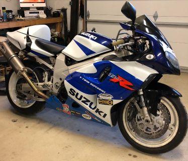 1999 Suzuki TL1000