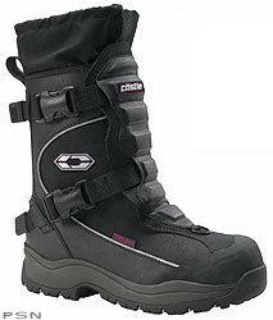 Purchase Castle X Barrier Boot Snowmobile Boot Black w/Pink Trim Womens Sizes motorcycle in West Branch, Michigan, US, for US $169.99