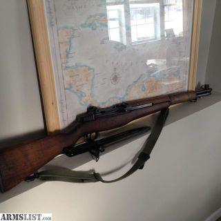 For Sale: M1 Garand