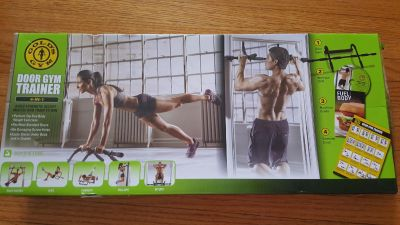 Pull up bar, new in box