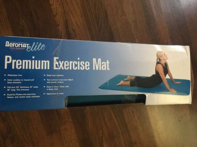 New Exercise Mat