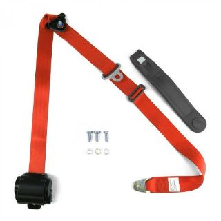 Buy 3pt Orange Retractable Seat Belt Standard Buckle - Each dune buggy line out motorcycle in Portland, Oregon, United States, for US $48.00
