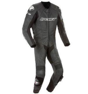Find New Joe Rocket Speed Master 6.0 Race Suit Black Size 46 motorcycle in Ashton, Illinois, US, for US $629.99