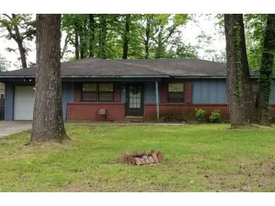 2 Bed 1 Bath Foreclosure Property in Jacksonville, AR 72076 - Towering Oaks Dr