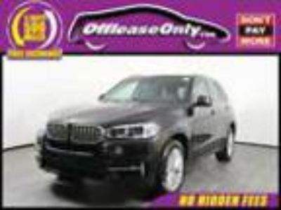 2016 BMW X5 xDrive50i AWD Off Lease Only 2016 BMW X5 xDrive50i AWD Twin Turbo