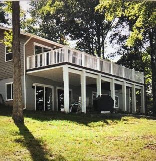 Lake Anna VA WaterFront Vacation Rental Home w/Dock