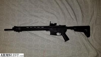 For Sale: Ruger ar556 mpr ar15