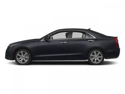 2014 Cadillac ATS 2.0T Performance (Phantom Gray Metallic)