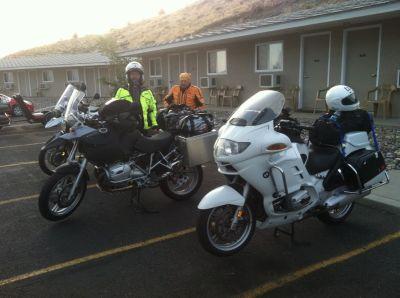 BMW Motorcycle R-1150-RTP