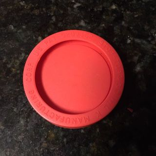 Seal for soda can, Good used