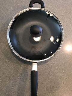 Tools Of The Trade Nonstick 5QT pan with lid