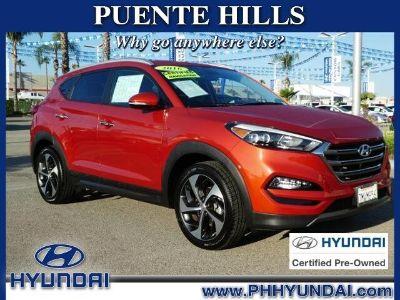 2016 Hyundai Tucson (Sedona Sunset)