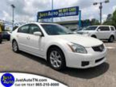 used 2008 Nissan Maxima for sale.