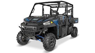 2016 Polaris Ranger Crew XP 900-6 EPS Side x Side Utility Vehicles Estill, SC