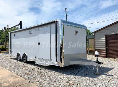 24' Aluminum Race Car Trailer - 11530