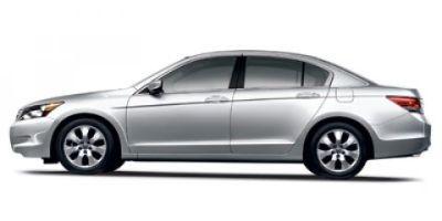 2009 Honda Accord EX (White)