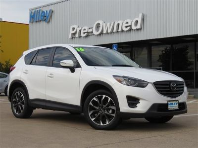 2016 Mazda CX-5 Grand Touring (Crystal White Pearl)