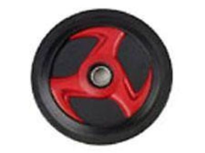 Buy Yamaha Stock Style Plastic Rear Axle Guide Wheel 178mm Bearings included Red motorcycle in Maumee, Ohio, US, for US $32.99