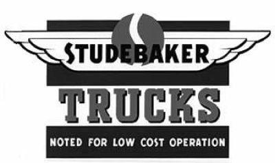 STUDEBAKER truck for sale