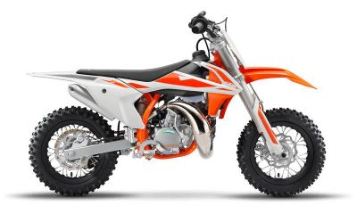 2019 KTM 50 SX Mini Motocross Off Road Motorcycles La Marque, TX