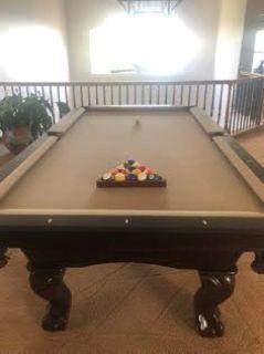 Titan Billiards 8' Pool Table
