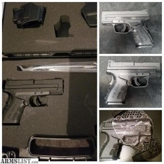 For Sale: Sub Compact Springfield XD Mod 2
