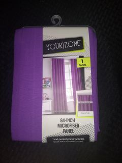 Your Zone Curtains - 4 Panels