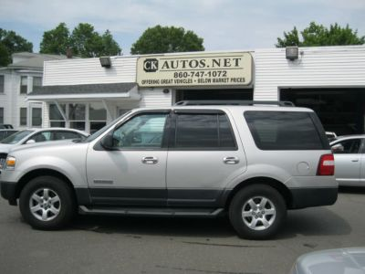 2007 Ford Expedition XLT (Silver Birch Metallic)