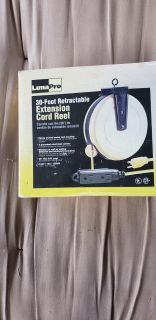 New Extension Cord w/Reel