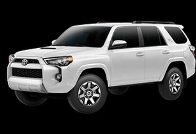 2019 Toyota 4Runner TRD Off Road