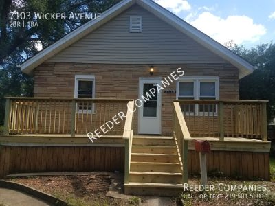 This Woodmar Area ranch is located kitty corner from the parking garage at Purdue University