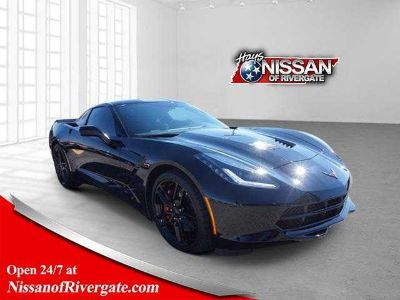 2016 Chevrolet Corvette Stingray Z51 1LT