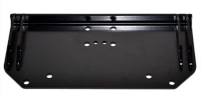 Purchase Warn 72364 Plow Mount Kit Fits 06-08 YFM450FX Wolverine 4x4 motorcycle in Wilkes-Barre, Pennsylvania, United States, for US $100.68
