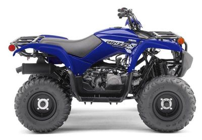 2019 Yamaha Grizzly 90 Utility ATVs Cumberland, MD
