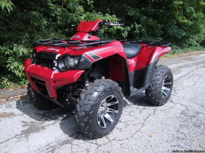 by owner**2009 Kawasaki Brute Force 750 EFI 4x4