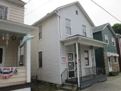 3 Bed 1 Bath Foreclosure Property in Johnstown, PA 15906 - Chestnut St