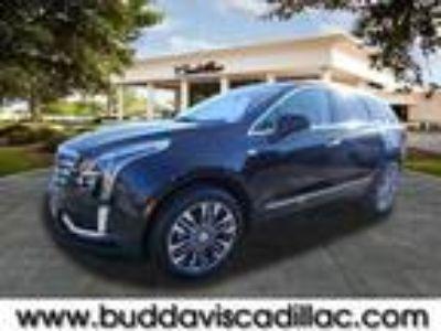 2018 Cadillac XT5 Black, 513 miles