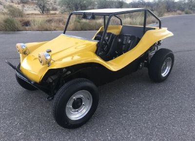 Buggy Manx turbo 93 mph faster than rzr, videos below no reserve on eBay