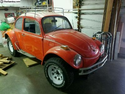 1973 Baja Bug