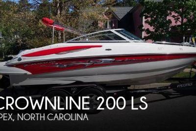 2009 Crownline 200 LS