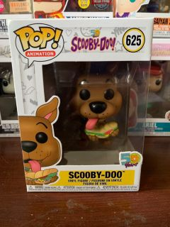 Scooby-Doo Funko Pop
