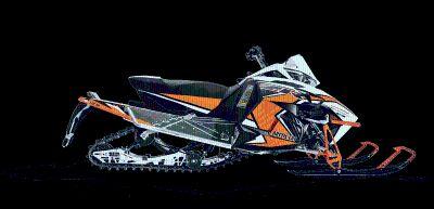 "2016 Arctic Cat ZR 6000 129"" Sno Pro ES Trail Sport Snowmobiles Adams Center, NY"