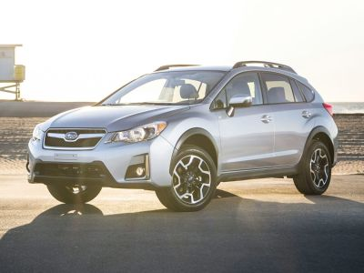 2016 Subaru Crosstrek 2.0i Limited (Crystal Black Silica)