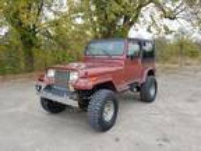 1987 Jeep Wrangler Laredo 4x4 Automatic 4.2L inline 6