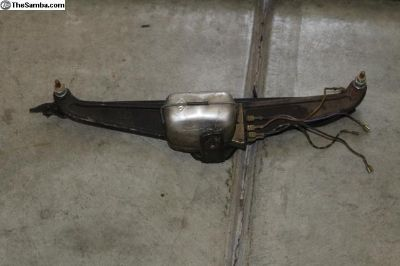 65-66 Bug 6V Wiper Assembly Working
